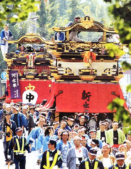 1910年以降はじめて公開・尾張名古屋開府400年で【山車13台】\\\\\\\\\\\\\\\\